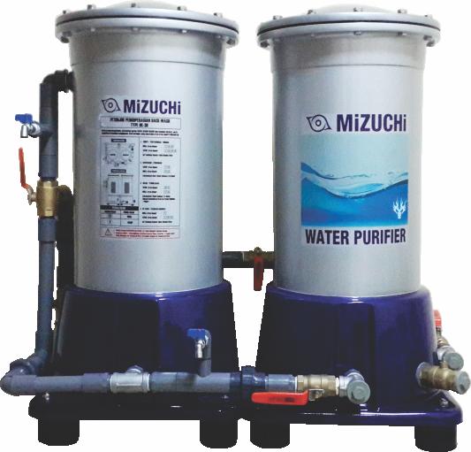 Mizuchi Water Purifier di Surabaya